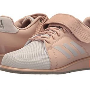 ADIDAS WEIGHTLIFTING SHOES POWER PERFECT III Chalk Pearl/Chalk Pearl/Ash Pearl