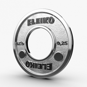 Disco 0.25kl Eleiko IPF Powerlifting Competition