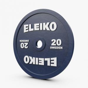 Disco 20kl Eleiko IPF Powerlifting Competition