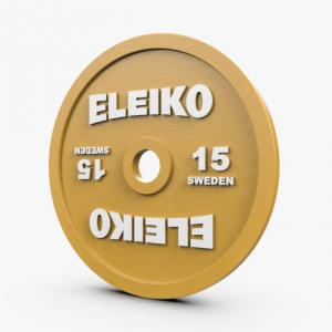 Disco 15kl Eleiko IPF Powerlifting Competition