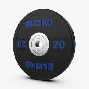 Disco 20kl Eleiko Sport Training Disc Black