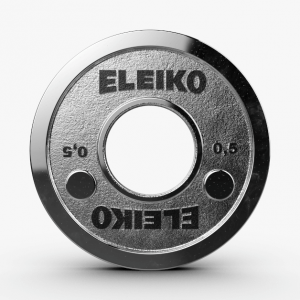 Disco 0.5kl Eleiko IPF Powerlifting Competition