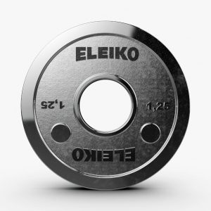 Disco 1.5kl Eleiko IPF Powerlifting Competition